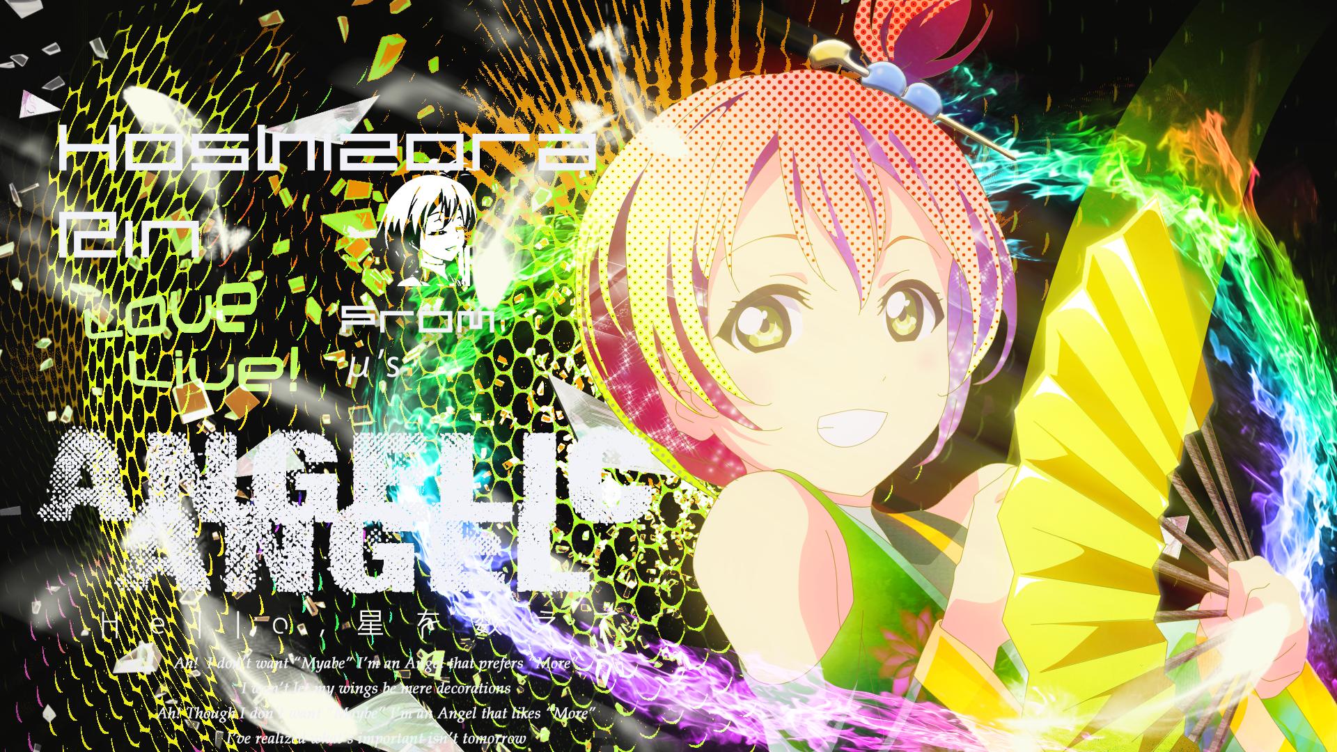 Hình nền máy tình anime love live Full HD IdolTV 20