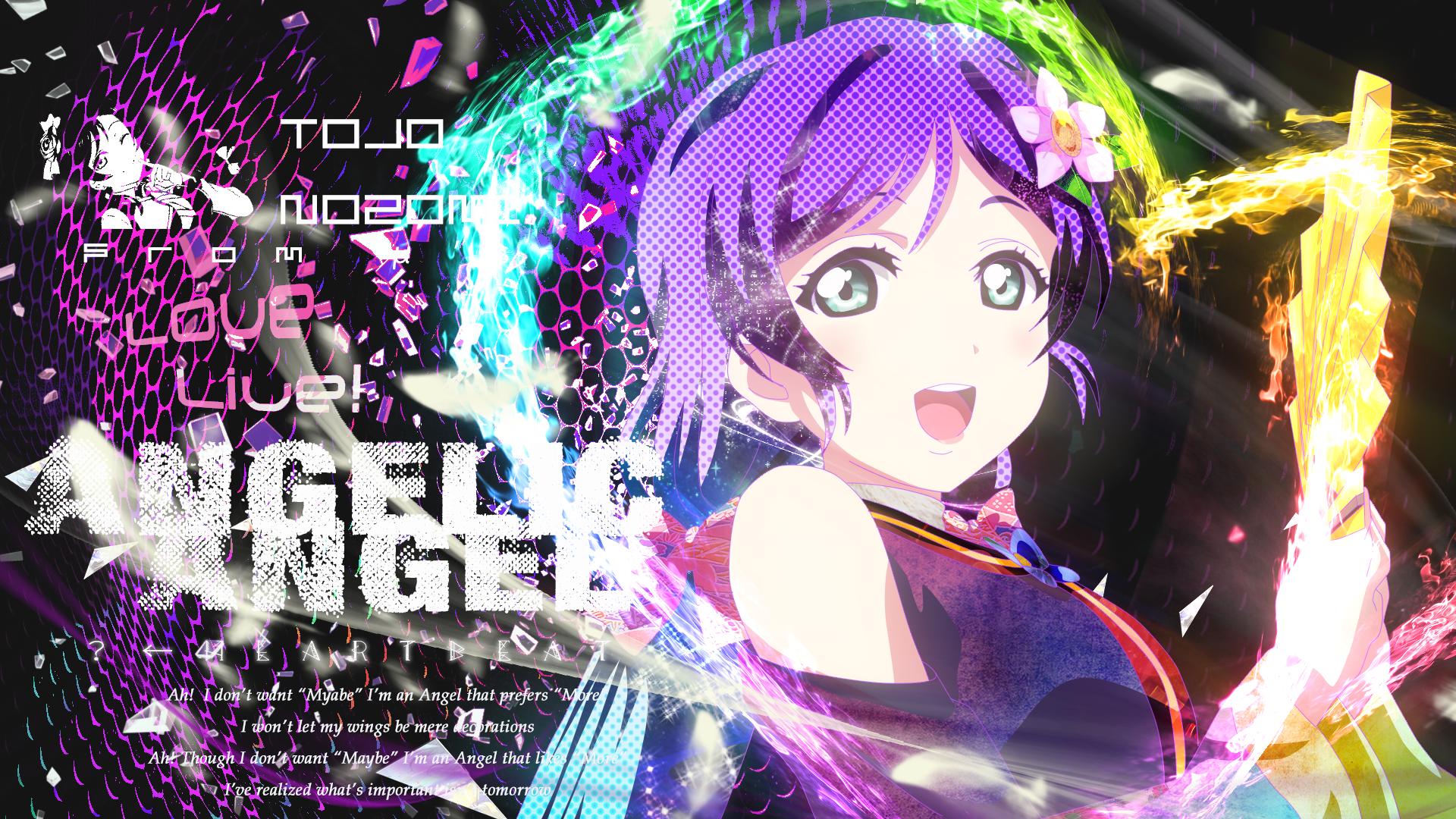 Hình nền máy tình anime love live Full HD IdolTV 21