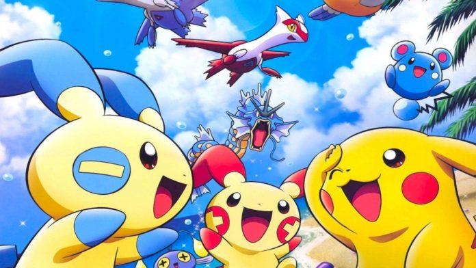 IDOLTV Hình nền máy tính Pokemon FULL HD - 2K 2