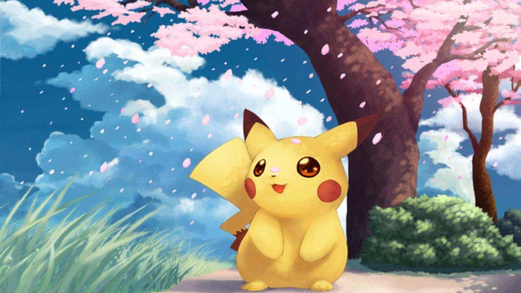 IDOLTV Hình nền máy tính Pokemon FULL HD - 2K 3
