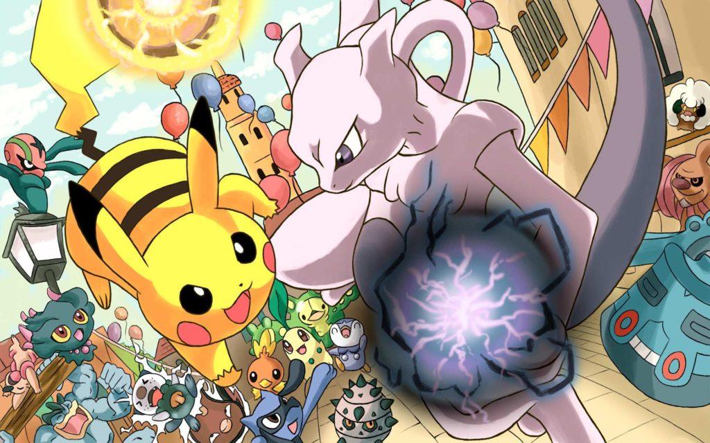 IDOLTV Hình nền máy tính Pokemon FULL HD - 2K 12