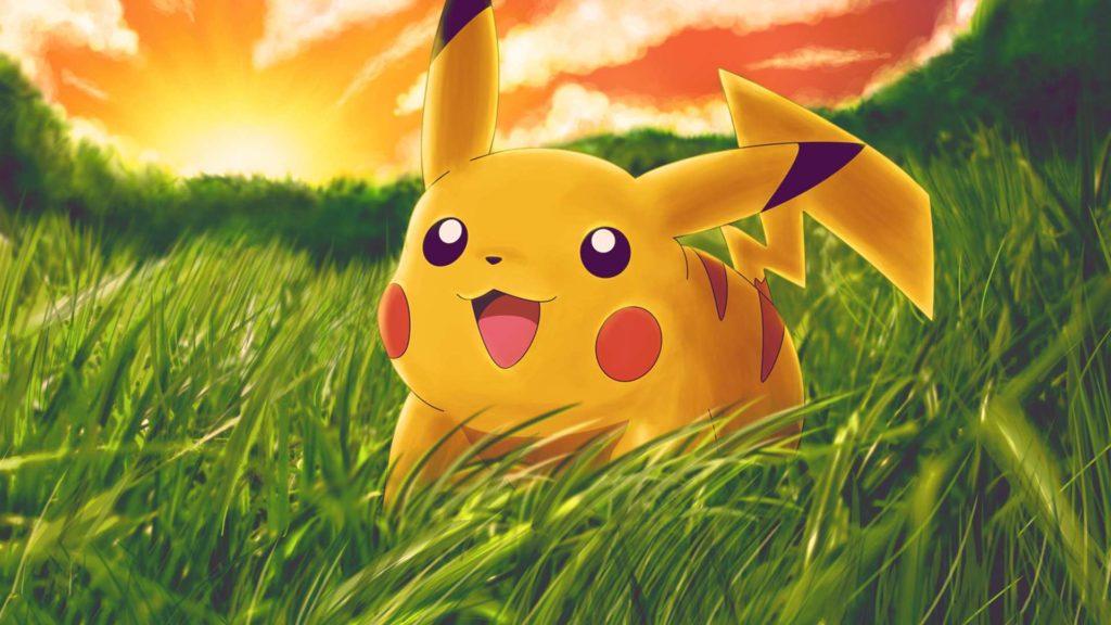 IDOLTV Hình nền máy tính Pokemon FULL HD - 2K 13