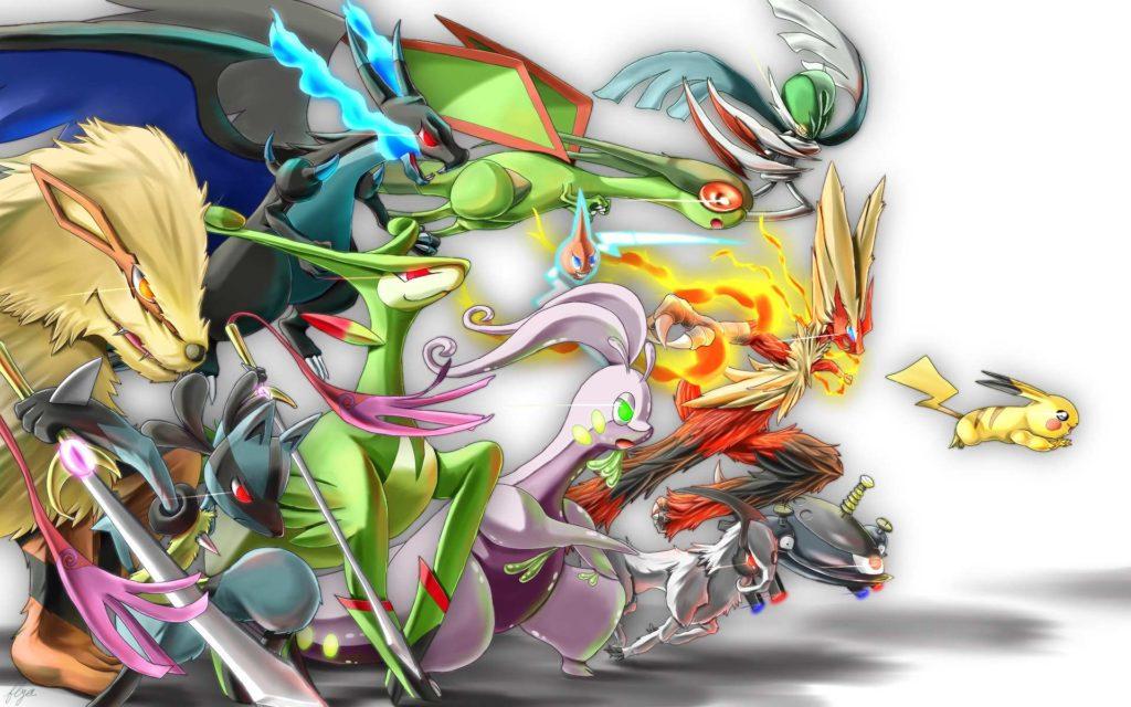 IDOLTV Hình nền máy tính Pokemon FULL HD - 2K 14