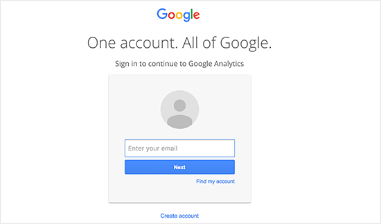 IDOLTV hướng dẫn cài đặt google Analytics 1