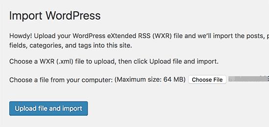 IDOLTV hướng dẫn chuyển website từ wordpress.com tới wordpress.org 7