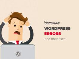IDOLTV Một số lỗi thường gặp Wordpress