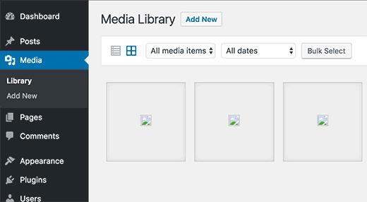 IDOLTV Một số lỗi thường gặp WordPress 12