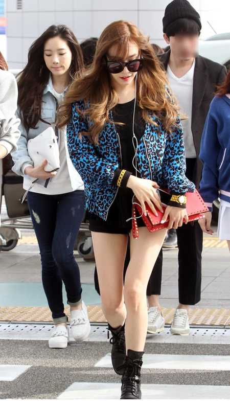 IDOL Tiffany Tiffany của SNSD