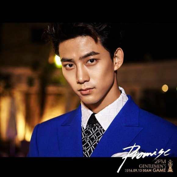 IDOL thông tin thành viên Taecyeon nhóm nhạc 2PM