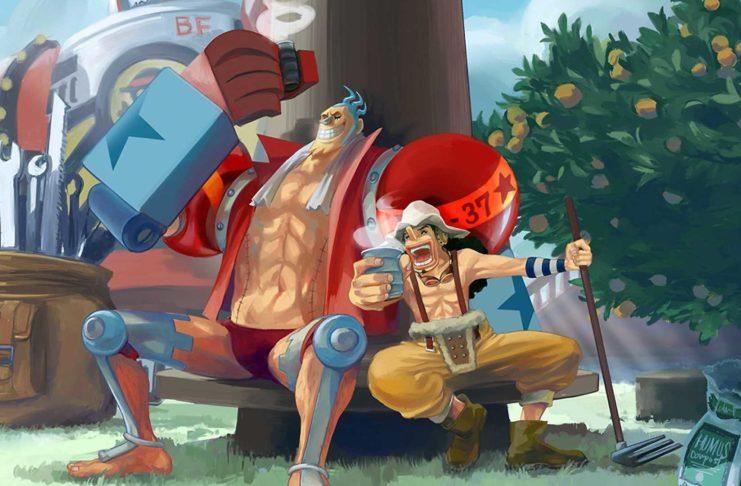 IDOLTV Top những hình nền máy tính One Piece Full HD