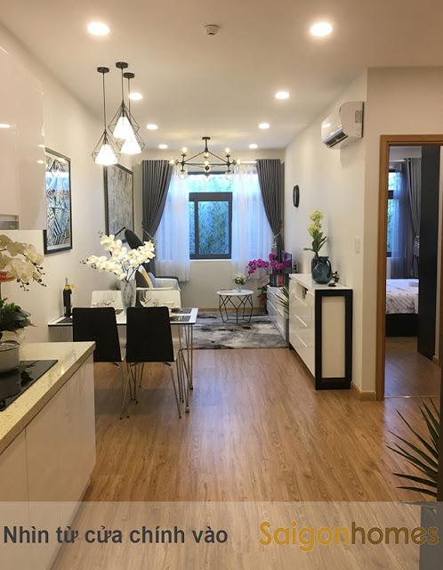 IDOLTV căn hộ saigon homes