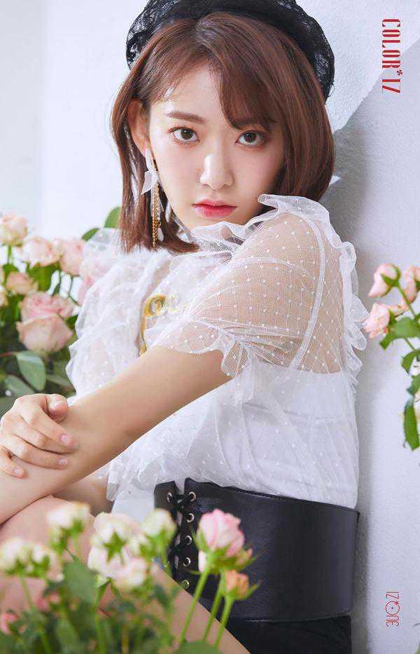 IDOL thông tin ca sĩ Sakura IZ ONE kpop