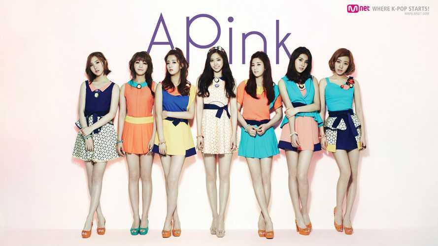 Profile ] Thông tin thành viên nhóm nhac A PINK K-POP Hàn Quốc Mới