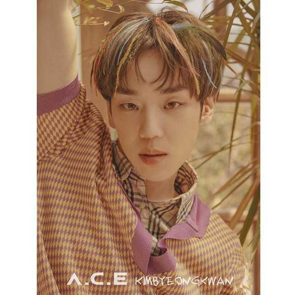 Idoltv Profile thông tin thành viên Byeongkwan nhóm nhạc ACE k-pop