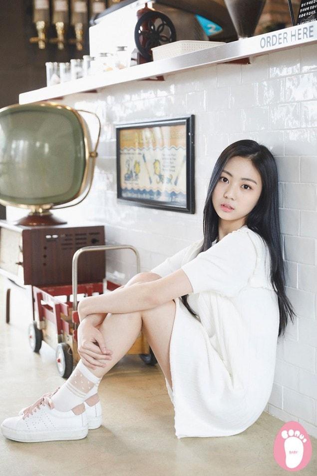 Tin tức Kpop thành viênChaehyun nhóm BonusBaby profile member
