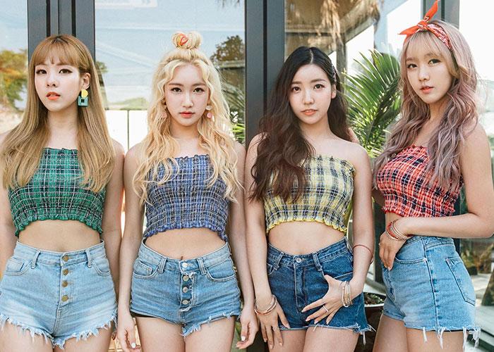 Ban nhạc Kpop Hey Girls