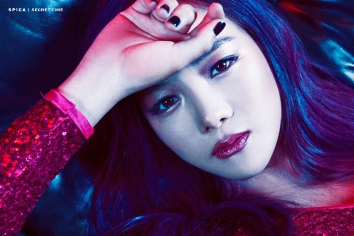 Thông tin thành viên Bohyung - SPICA