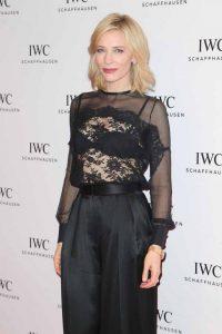 Cate Blanchett - IWC