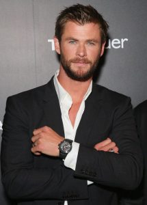 Chris Hemsworth - TAG Heuer