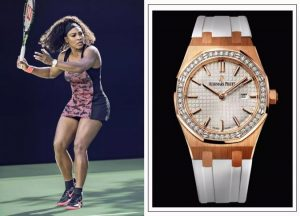 Serena Williams - Audemars Piguet
