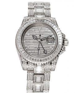 Rolex GMT 116769TBR - $ 485,350