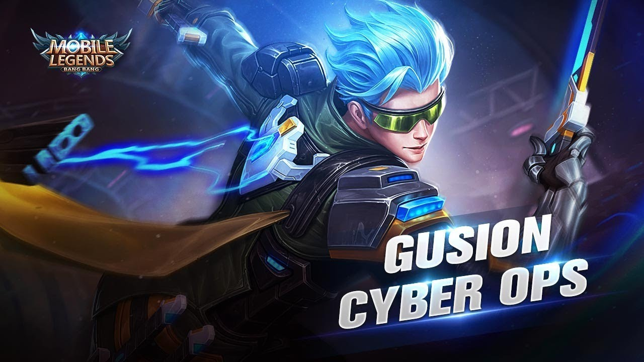 Gusion Cyber Ops youtube
