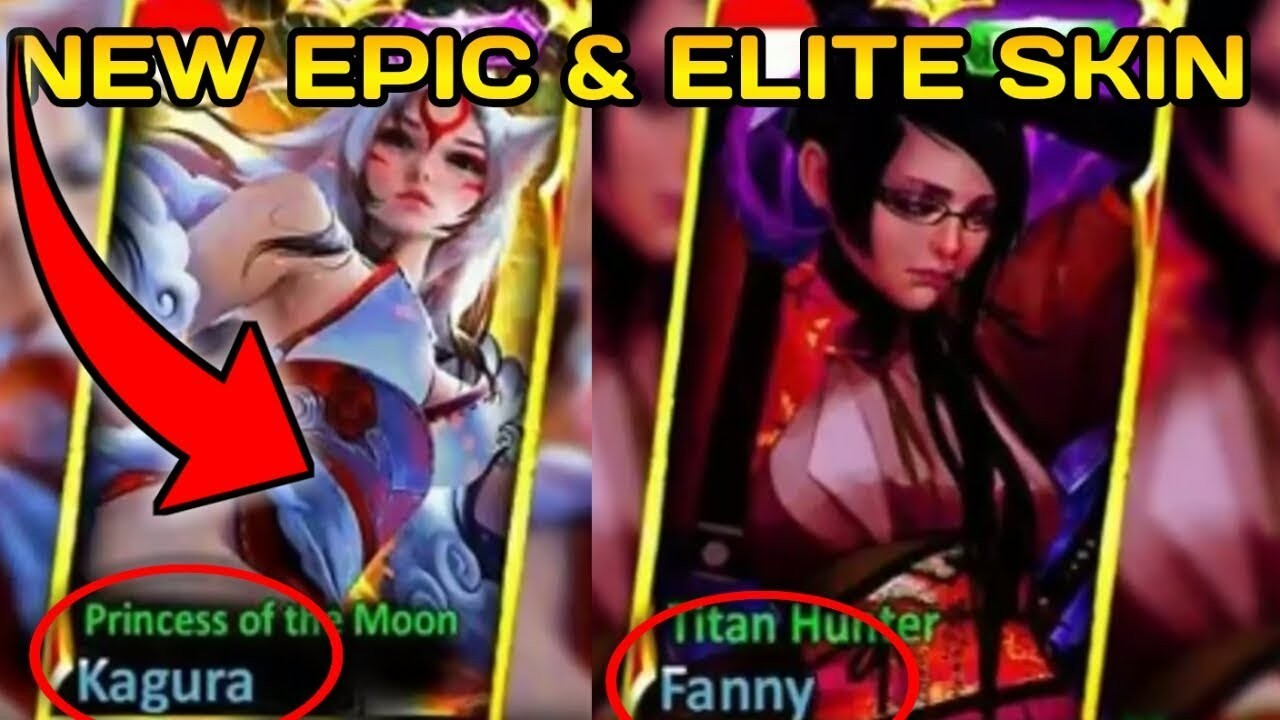 Heboh Rumor Skin Princess Of The Moon Kagura Mobile Legends