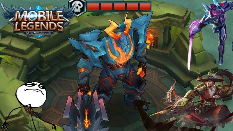 lord mobile legend 1