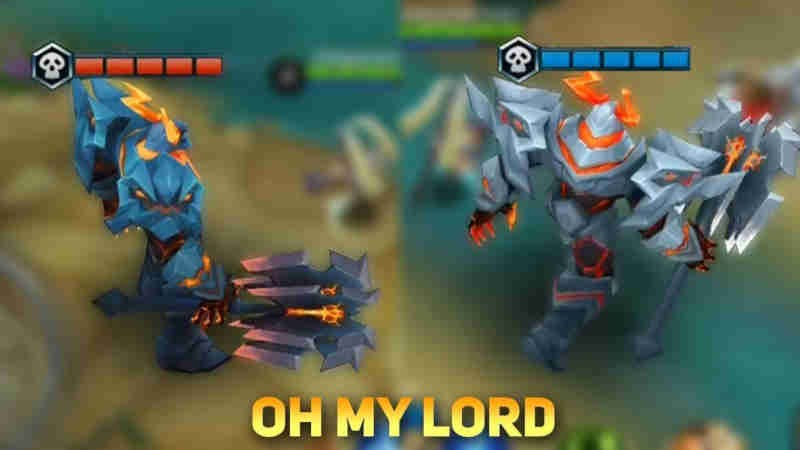 lord mobile legend 3