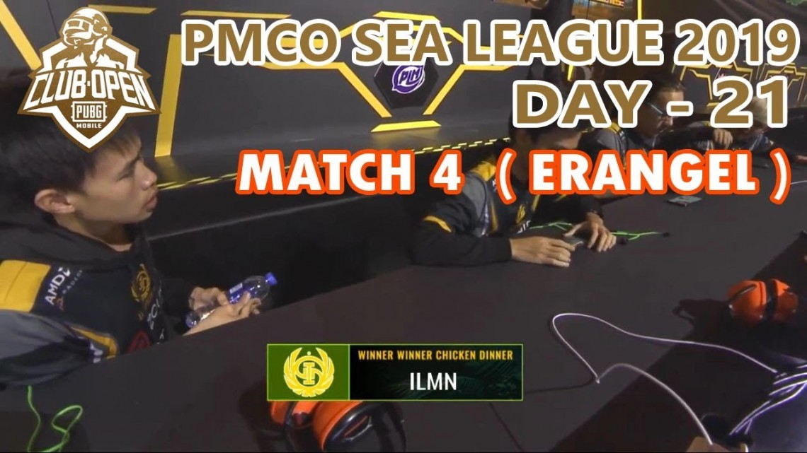 PMCO Fall Split Sea League Day 21