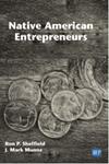 Book cover for Native American entrepreneurs