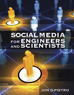 Book cover: Social Media for Engineers and Scientists