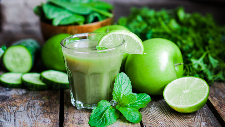 Green Smoothies Nutrition Class Kuala Lumpur. Image size:720x405px