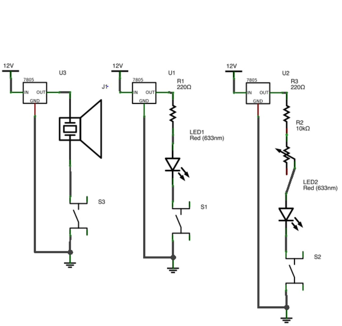 Circuit And Replace R2 With Variable Resistor Diagram Of My Circuit