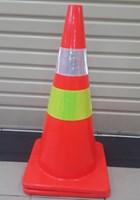 Jual Traffic Cone Base oranye 70 Cm 911