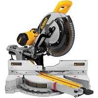 "Picture of Gergaji Listrik Dewalt Dws780 12"" Doble Bevel Sliding Compound Miter Saw"