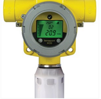 Jual Detektor Gas Honeywell XCD