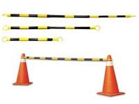 Picture of Keamanan Jalan Kendaraan FOLDABLE CONE BAR J-201