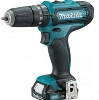 Picture of Cordless Screwdriver Drill Makita Df331 - Obeng
