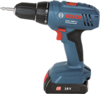 Picture of Cordless Screwdriver Bosch Gsr 1800 Li