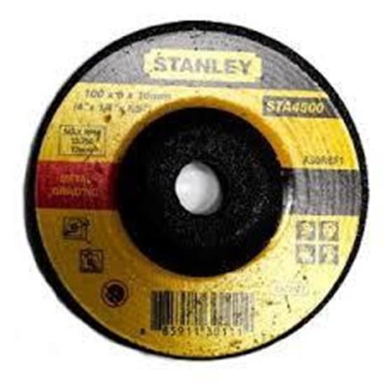 """Jual Batu Gerinda 4""""  Stanley 100 X 6 X 16Mm"""