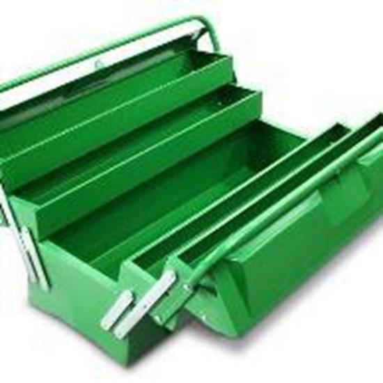 Jual Toolbox Besi T528 Tekiro - Kotak Perkakas