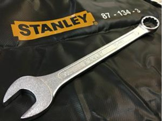Jual Kunci Ring Pas Stanley Slimline Combination Wrench - 7Mm