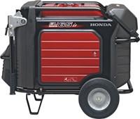 Jual Genset Honda Eu65is 6.5 Kva Portable Inverter Silence