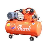 Jual Kompresor Angin Shark Kompressor 1 Hp Auto + Motor Lvpm-6501