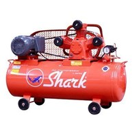 Jual Kompresor Angin Shark Kompressor 2 Hp Auto + Motor Lwpm-6502