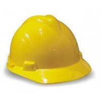 Jual Helm Safety Krisbow Safety Helmet Kw10-320 Kw1000320 - Yellow
