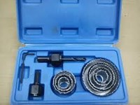 Jual Mata Bor Holesaw Set C-Mart 11Pcs 19 - 64 Mm