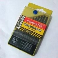 Jual Mata Bor Besi Kenmaster Drill Bit 13 Pcs