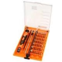 Jual Obeng Listrik Jakemy Interchangeable 45 In 1 Precision Screwdriver Set Repair Tools Jt-8128